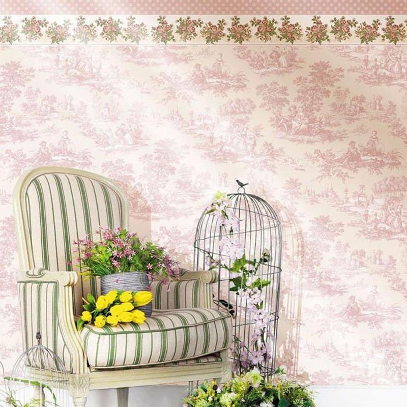 Papel Pintado Cristiana Masi Blooming Garden 4132 A