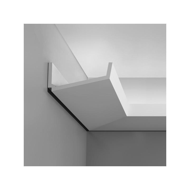 Orac Decor Cornisa Iluminación Indirecta Luxxus C352 Flat