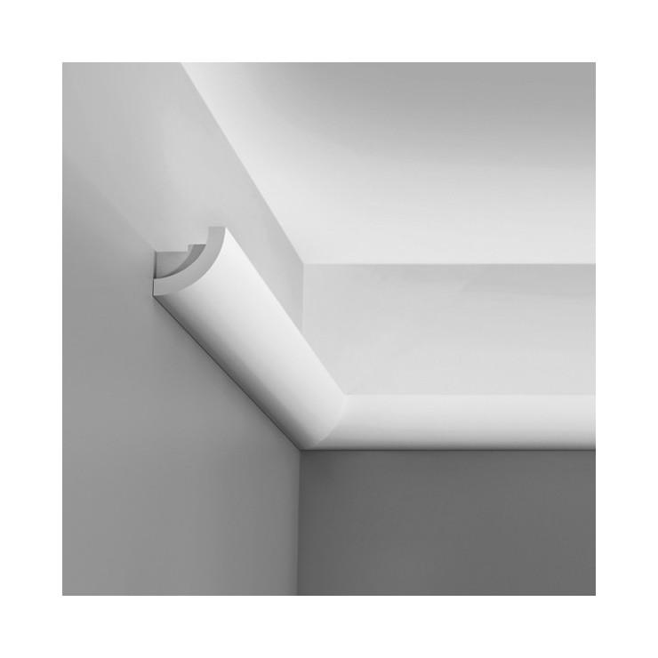 Orac Decor Cornisa Iluminación Indirecta Luxxus C362 Curve
