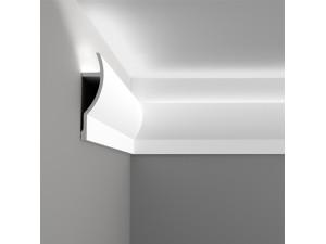 Orac Decor Cornisa Iluminación Indirecta Luxxus C372 Fluxus
