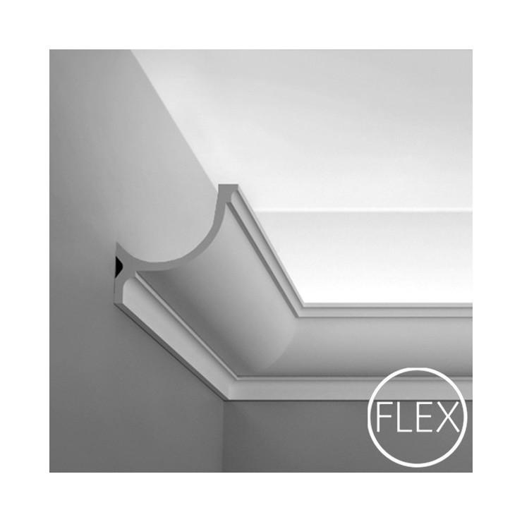 Orac Decor Cornisa Iluminación Luxxus C902F