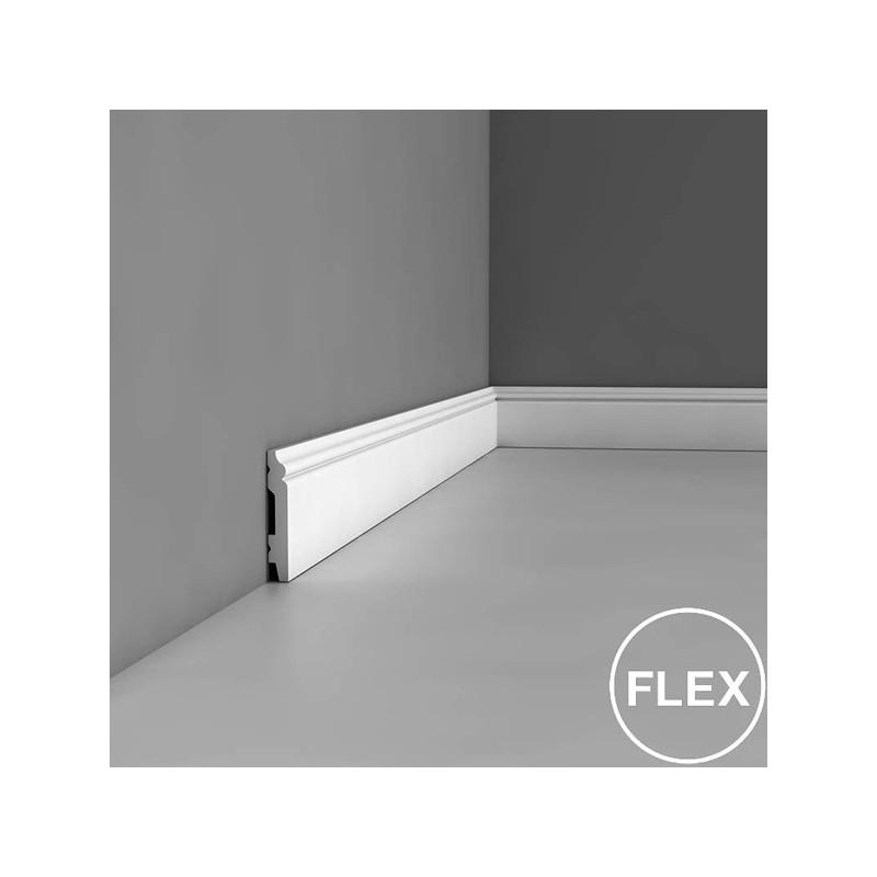 Orac Decor Zócalo Axxent SX165F