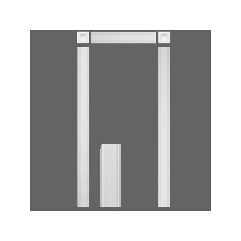 Orac Decor Kit para puertas Axxent KX001