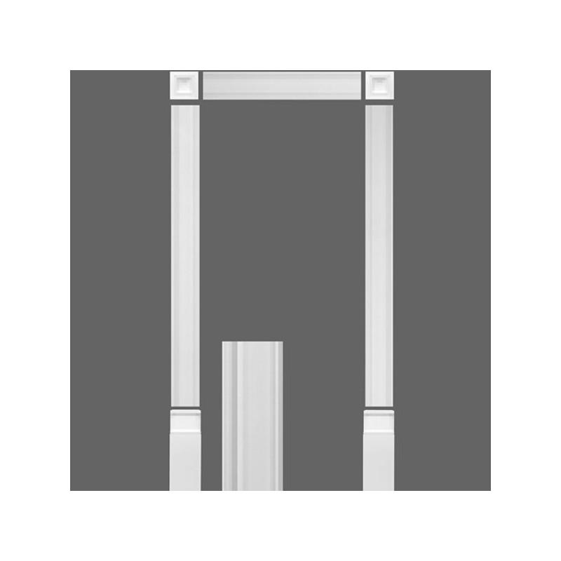 Orac Decor Kit para puertas Axxent KX003