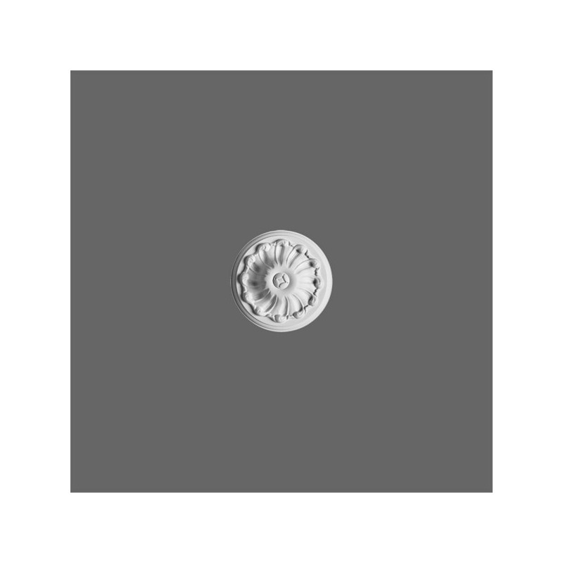 Orac Decor Rosetón Luxxus R10
