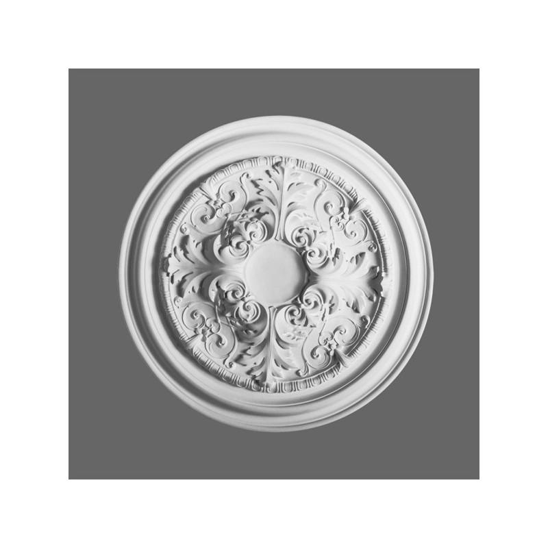 Orac Decor Rosetón Luxxus R52