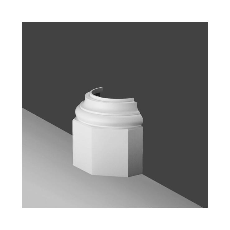 Orac Decor Fuste Media Columna Luxxus K4121