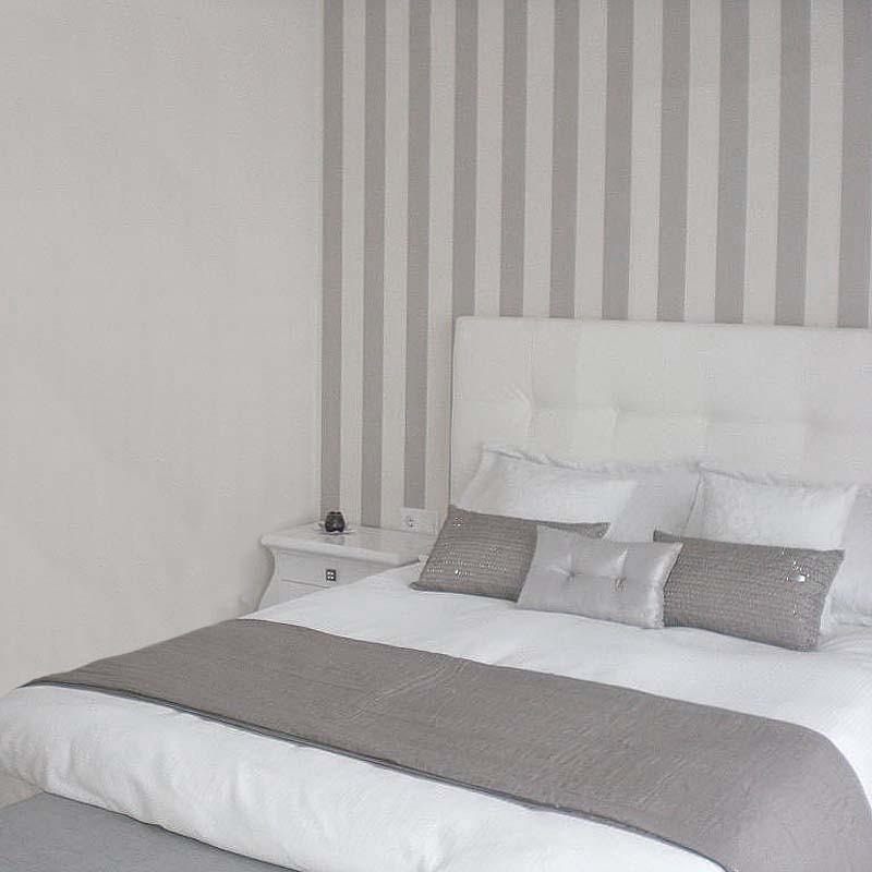 Papel pintado coordonne theo papel para empapelar habitaciones for Papel habitacion matrimonio