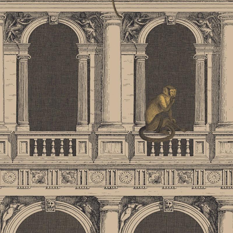 Papel Pintado Cole & Son Fornasetti II 97/8025