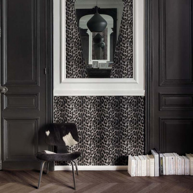 Papel Pintado Covers Wallcovering Jungle Club Panthera 14 Plaza A