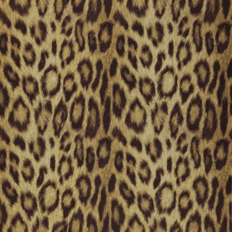 Papel Pintado Covers Wallcovering Jungle Club Panthera 08 Gold