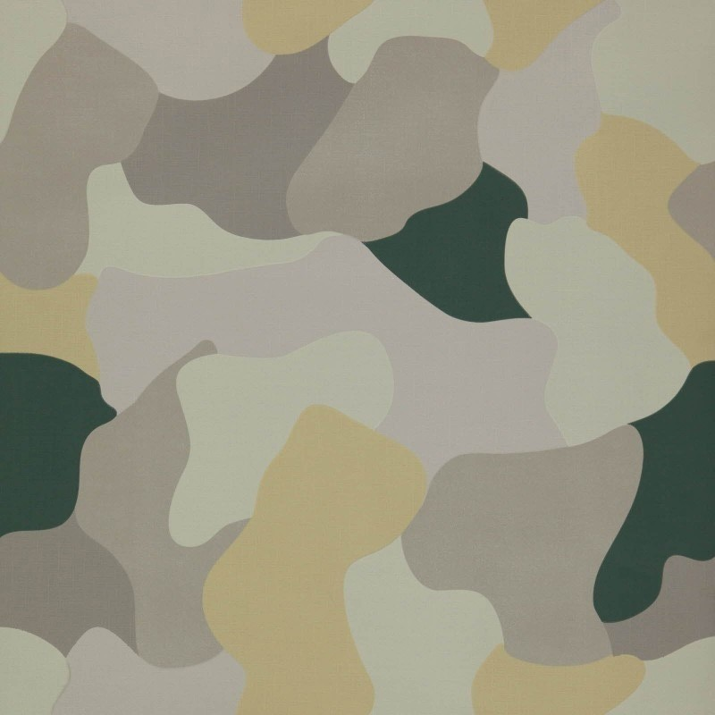 Papel Pintado Covers Wallcovering Jungle Club Dissimulo 01 Camouflage