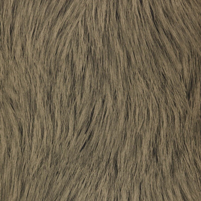 Papel Pintado Covers Wallcovering Jungle Club Pelage 04 Cappuccino