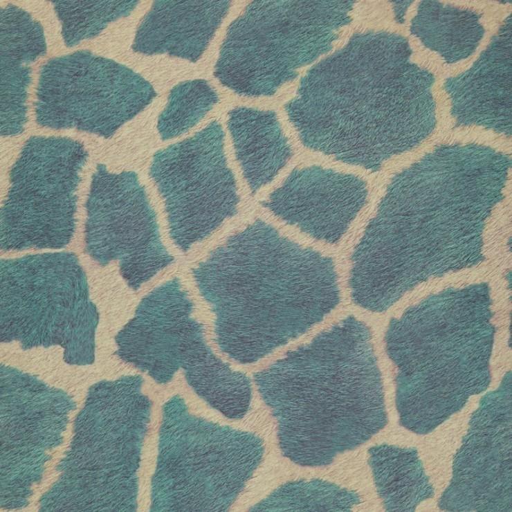 Papel Pintado Covers Wallcovering Jungle Club Zarafa 44 Turquoise