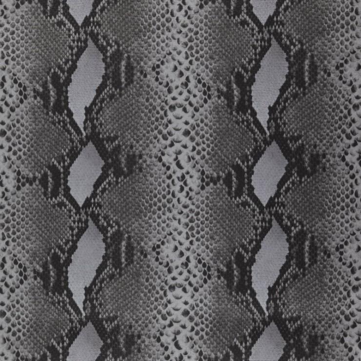 Papel Pintado Covers Wallcovering Jungle Club Mamushi 25 Silver
