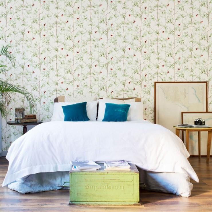 Papel pintado coordonne serendipia papel para empapelar for Papel para empapelar habitaciones