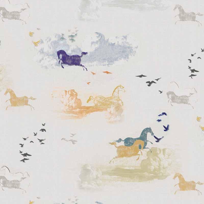 Papel pintado tres tintas silk road papel para empapelar - Papel pintado tres tintas ...