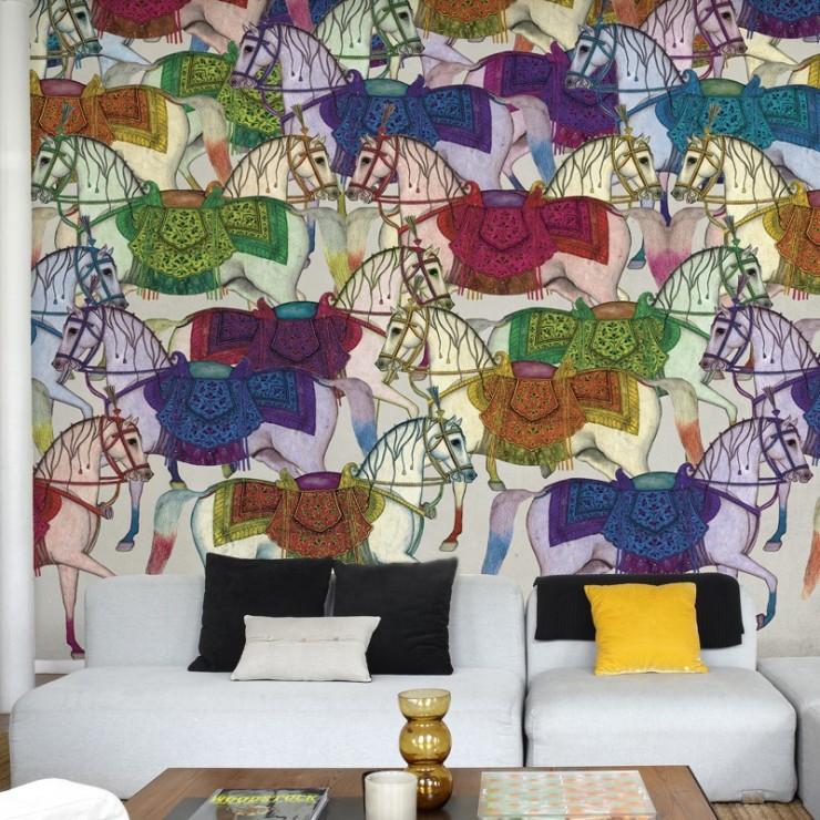 Mural Decorativo Tres Tintas Silk Road M2213 A