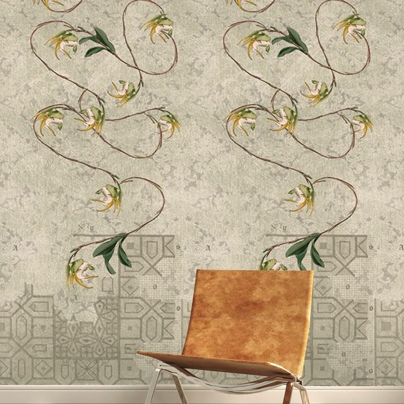 Mural Decorativo Tres Tintas Silk Road P2212 A