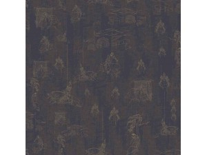Papel Pintado Tres Tintas Silk Road 2205-3
