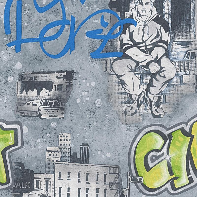 Papel Pintado As Creation Boys & Girls 30468-2