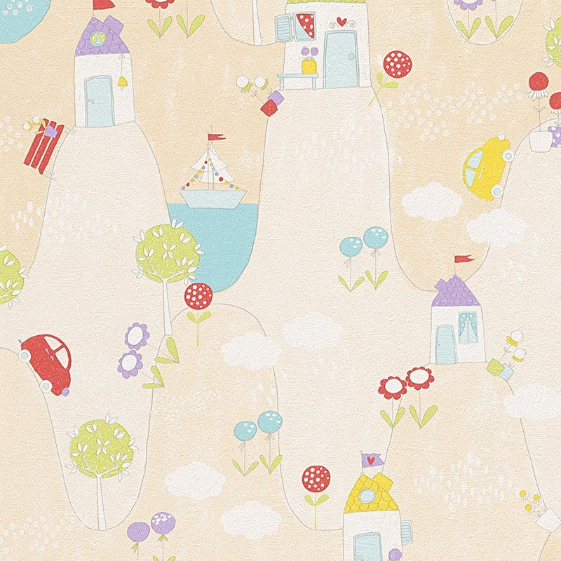 Papel Pintado As Creation Boys & Girls 30595-1