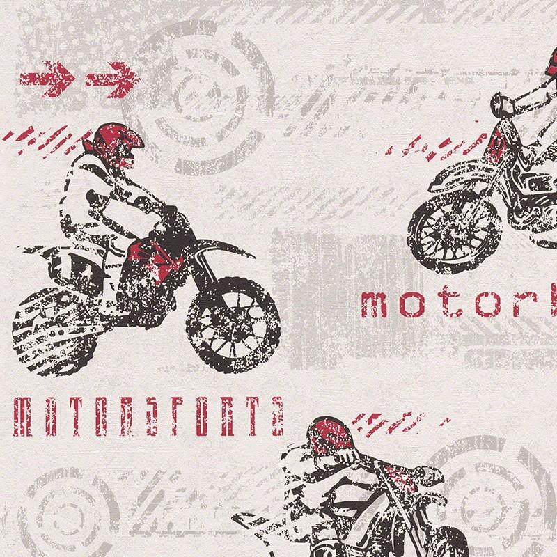 Papel Pintado As Creation Boys & Girls 93550-5