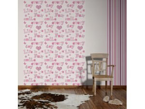 Papel Pintado As Creation Boys & Girls 8982-10 A