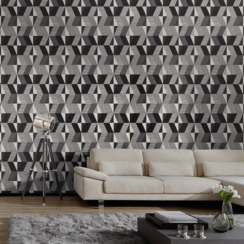 Papel Pintado Living Walls Metrópolis II by Michalsky Living 30395-2 A