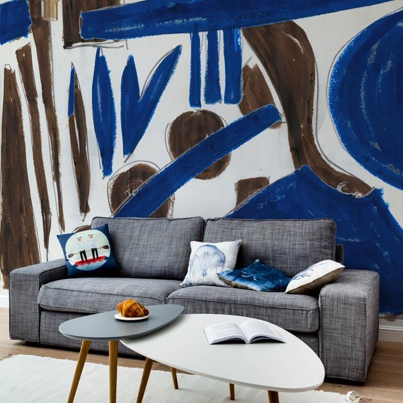 Mural Decorativo Tres Tintas Méditerranéen M2511-1 A