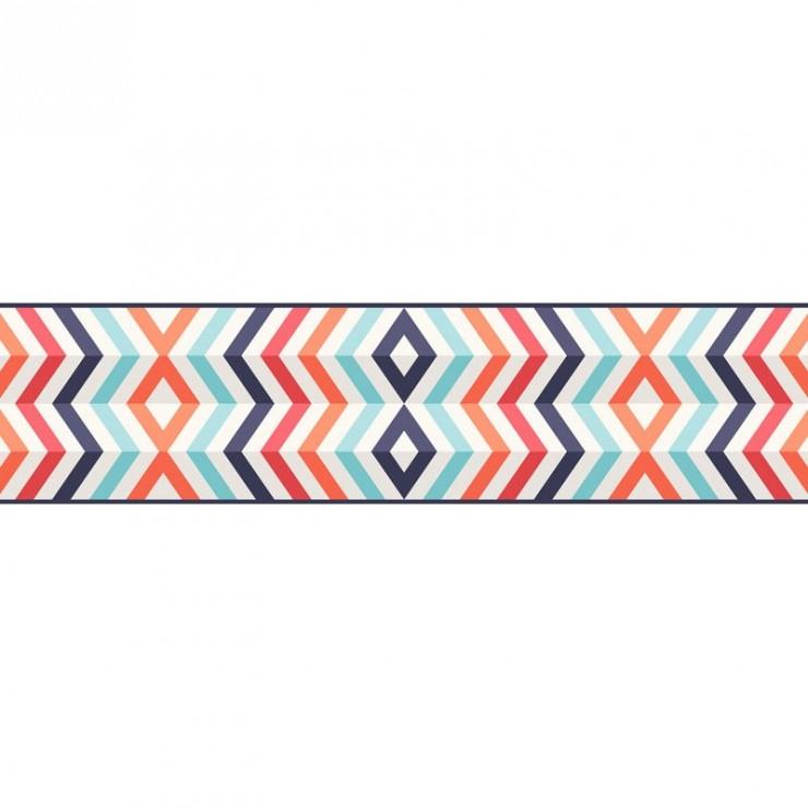 Cenefas decorativas fotomurales dc papel para empapelar for Disenos de cenefas