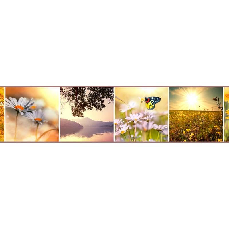 Cenefas Decorativas de Fotomurales DC CEM005