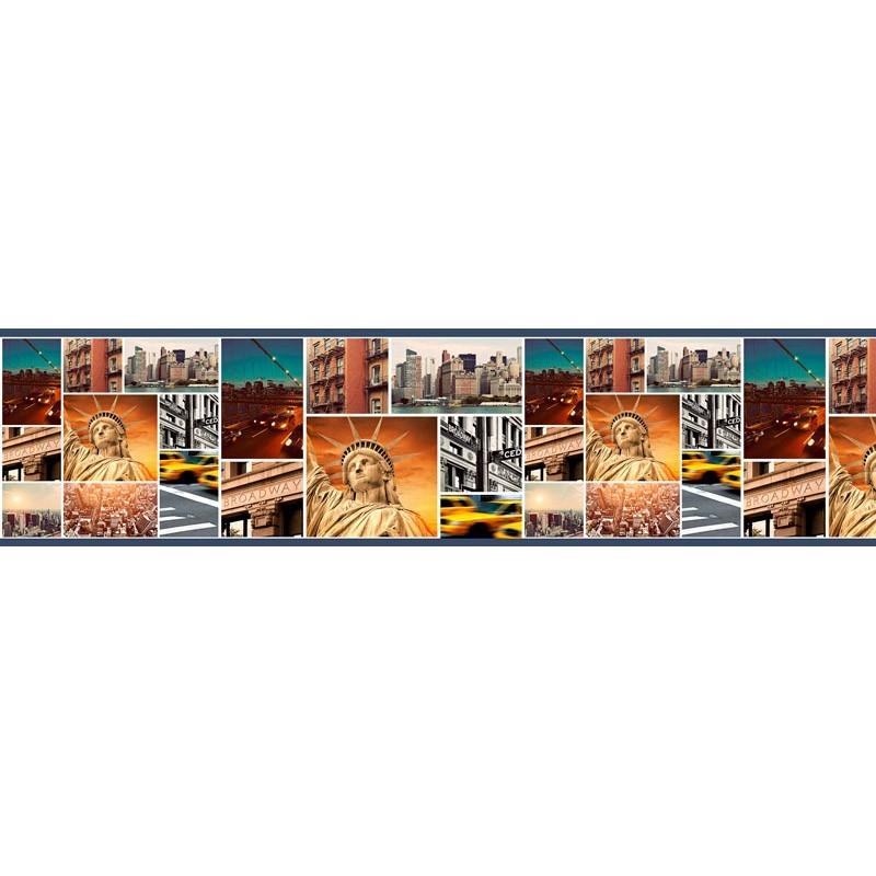 Cenefas Decorativas de Fotomurales DC CEM002