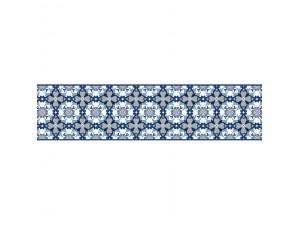 Cenefas decorativas para ba os decoraci n de paredes papeles pintados - Cenefas banos ...