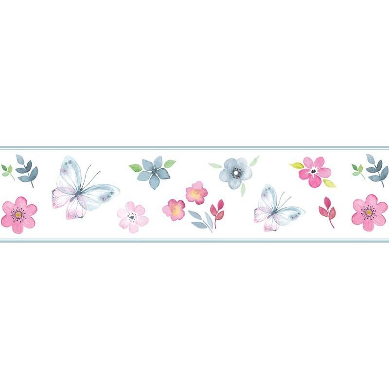 Cenefas decorativas fotomurales dc papel para empapelar habitaciones - Cenefas decorativas infantiles ...