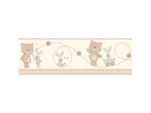 Cenefas infantiles Decorline Carousel DLB50070