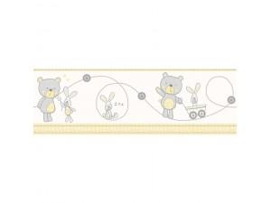 Cenefas infantiles Decorline Carousel DLB50071
