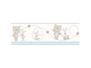 Cenefas infantiles Decorline Carousel DLB50072