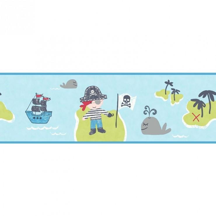 Cenefas decorline carousel papel para empapelar habitaciones infantiles - Cenefas infantiles para imprimir ...