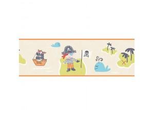 Cenefas infantiles Decorline Carousel DLB50089