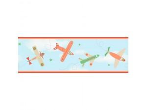 Cenefas infantiles Decorline Carousel DLB50087