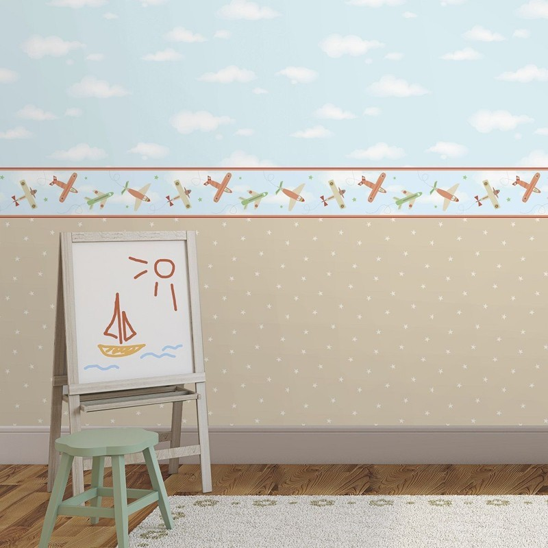 Papel Pintado Decorline Carousel DL21137 A