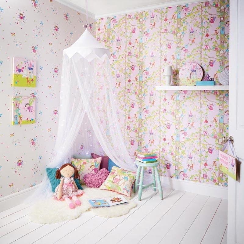 Papel pintado arthouse imagine fun papel para empapelar for Papel pintado pared infantil