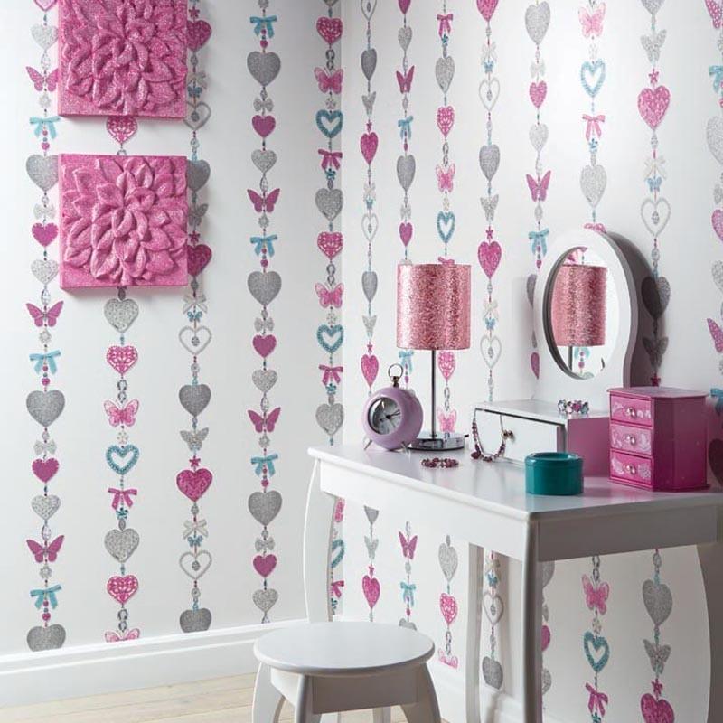 Papel pintado arthouse imagine fun papel para empapelar - Papel pintado pared infantil ...