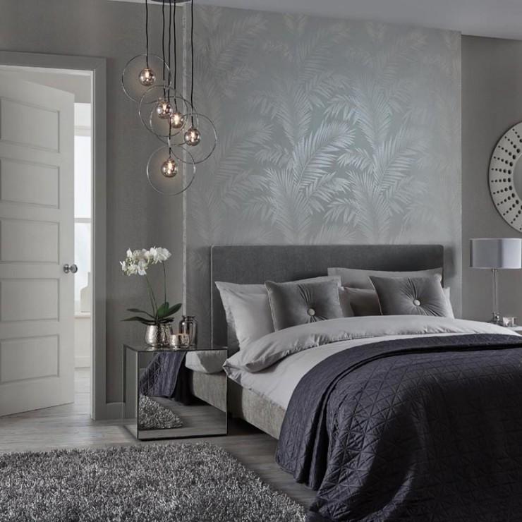 Papel pintado arthouse precious metals papel para empapelar habitaciones - Habitaciones papel pintado ...