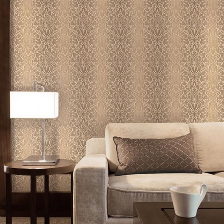 Papel pintado saint honore 2018 papel para empapelar habitaciones - Papeles pintados clasicos ...