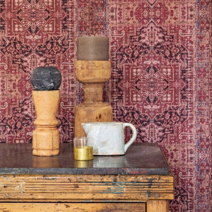Papel pintado essentials de bn wallcoverings papel para paredes - Marcas papeles pintados ...
