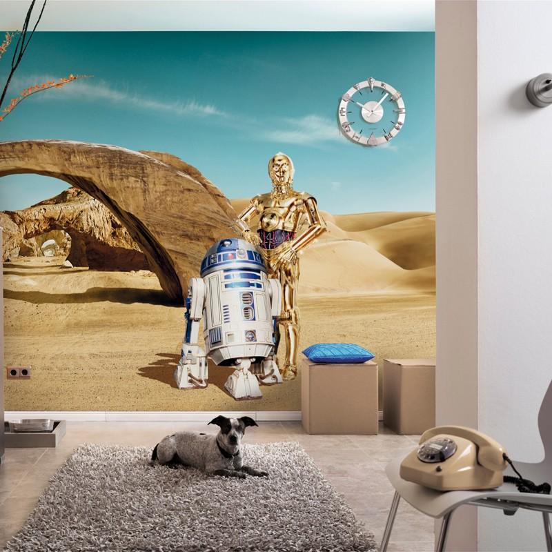 Fotomural Komar Star Wars 8-484 A