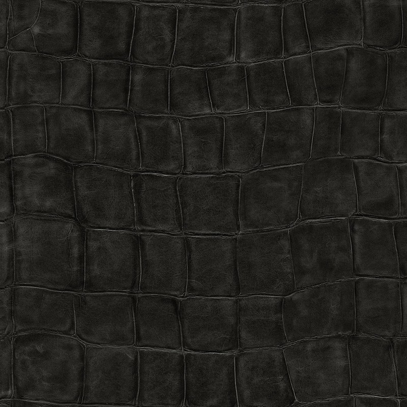 Papel Pintado Élitis Anguille Big Croco Galuchat VP 423 31