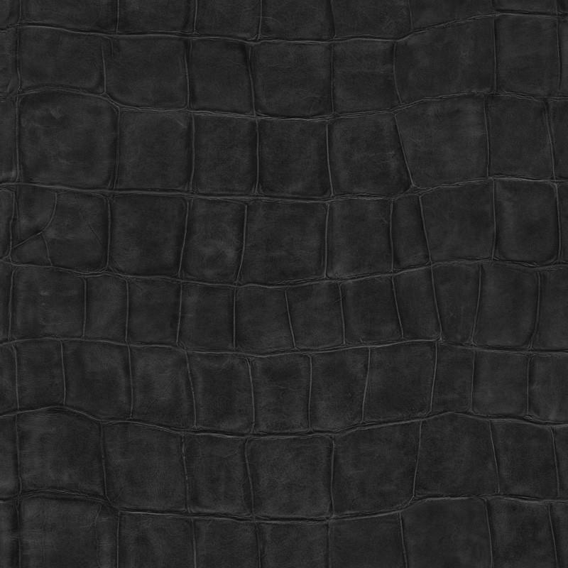Papel Pintado Élitis Anguille Big Croco Galuchat VP 423 06